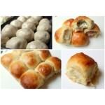 Filled bread roll
