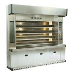 Steam tube Deck oven