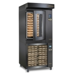 Air Heated Bake Oven