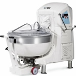Fork mixers with removable bowl